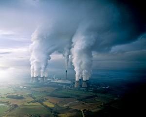 Как человек влияет на атмосферу