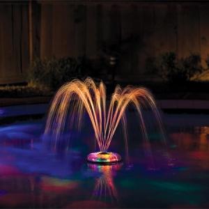 Как выбрать плавающий фонтан