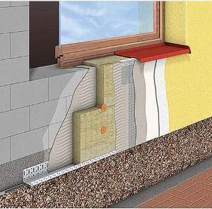 Советы по утеплению фасада