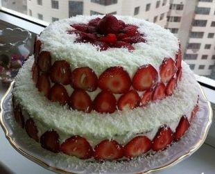 Как приготовить торт «Пышка»