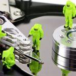 Как восстановить данные с жёсткого диска