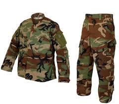 Как выбрать военную одежду