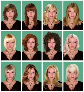 Как выбрать стрижку по типу лица