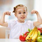 Какие овощи и фрукты должен есть ребёнок