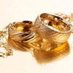 Как ухаживать за золотыми кольцами