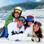 Зимний отпуск с ребенком: советы и подготовка