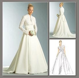 Как пошить свадебное платье самостоятельно