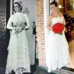 Как правильно хранить свадебное платье