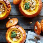 Как приготовить тыквенный суп-пюре