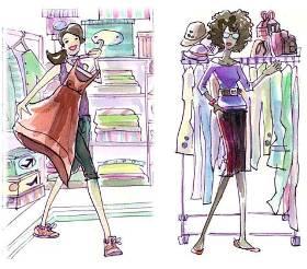 Идея для бизнеса: Виртуальный стилист и гардеробный органайзер