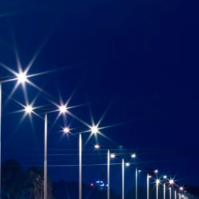 Преимущества использования светодиодов для уличного освещения