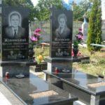 Памятники из гранита. Агентство по благоустройству могил «Помни Всегда».
