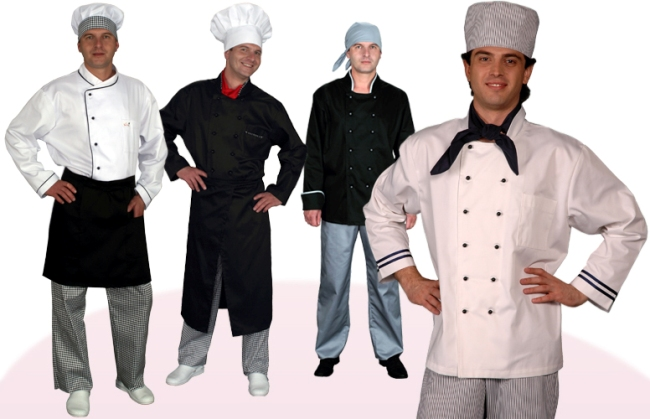 форма для поваров новосибирск