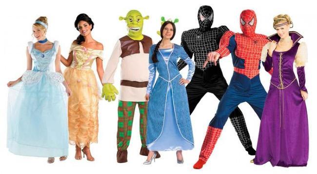 карнавальные костюмы Москва