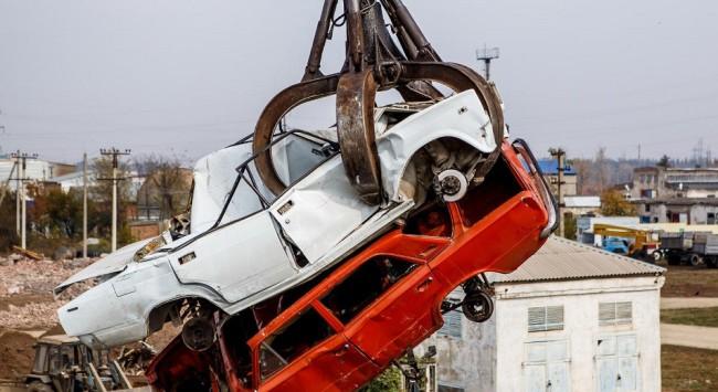 Текущие проблемы утилизации авто