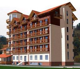 Какие этапы нужно пройти на начальном уровне, когда планируется строительство гостиницы?