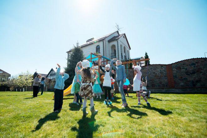 Детский лагерь - яркие эмоции и новые впечатления!