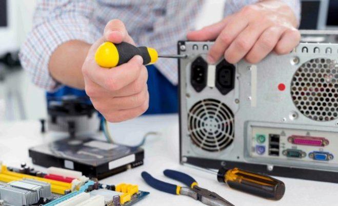 Компьютерный сервис FixComputer
