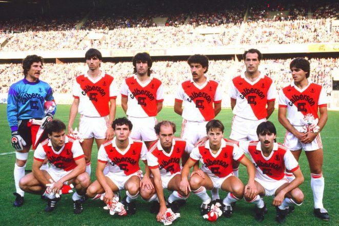 ФК «Монако» 1960 год