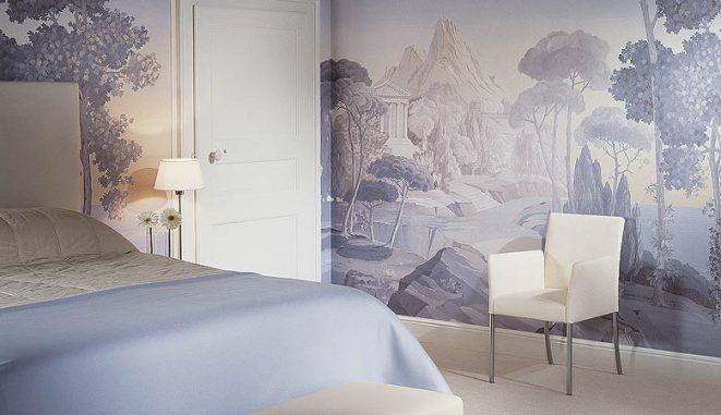 Купите обои для стен в в интернет-магазине «Дом обоев» и ваша комната будет выглядеть также.