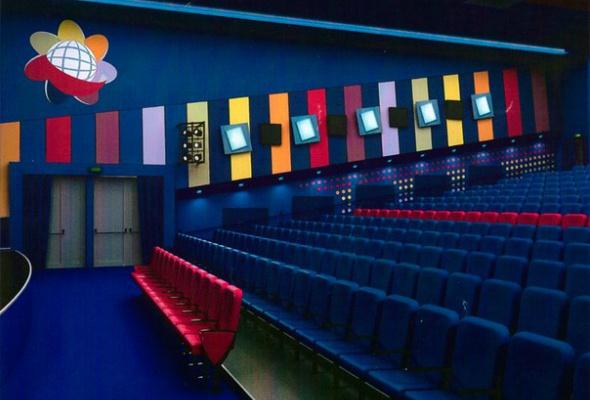 Современный российские кинотеатр